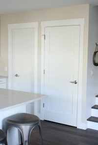 Door Shaker & Double Door Wall Cabinet In Shaker White ...