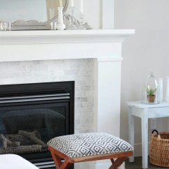 Perfect Green Paint For Living Room Gray Blue And Yellow Benjamin Moore White Dove A Colour Favourite Satori Design Fireplace Trim Shaker Style With Marble Subway Tile Surround