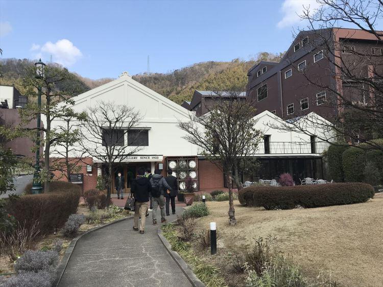 山崎ウィスキー館