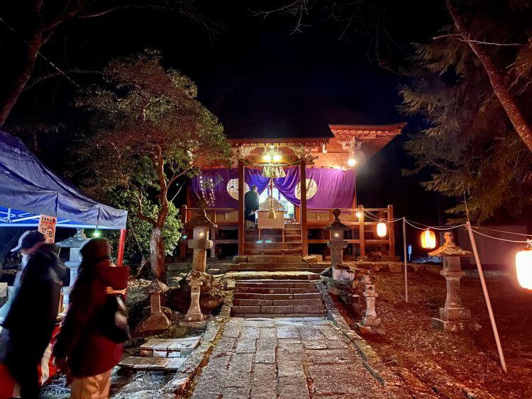 熊野神社 奥宮