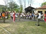 Giat latihan drumband