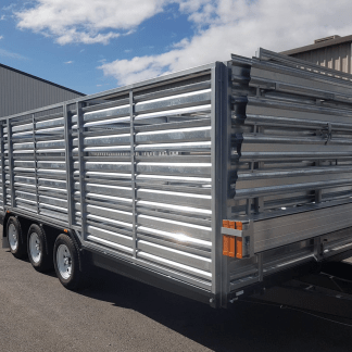 NEW TRAILER SALES – Stock Crate Trailers