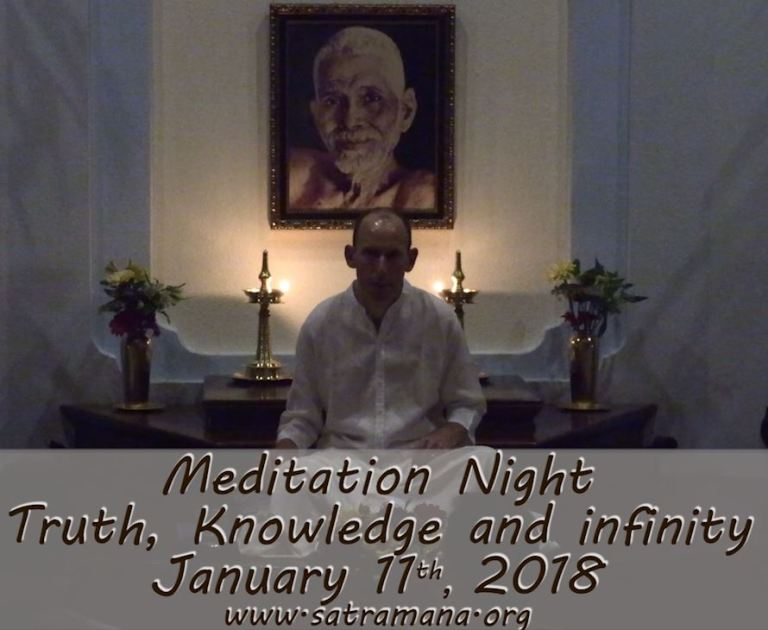 2018 Meditations