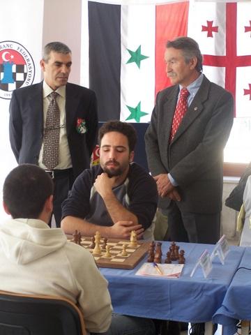 Mevlana Satranç Turnuvası