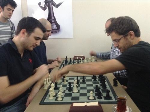 Aronian İSDde