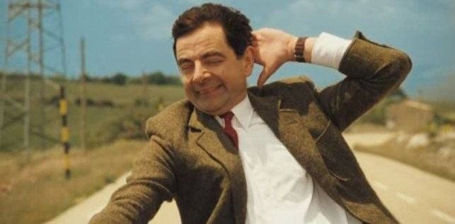 mr. bean what? - satriabajahitam