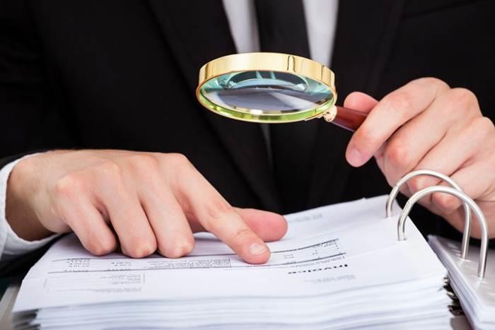 contoh laporan auditor baku
