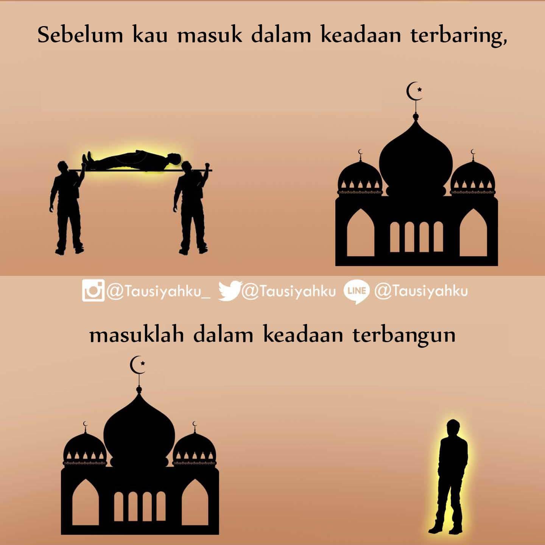 Gambar Kartun Dp Islami  Top Gambar