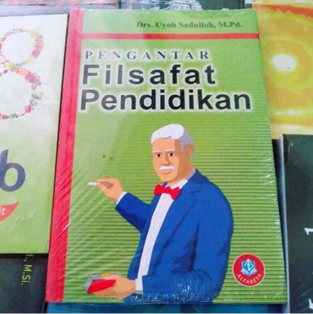 contoh resensi buku non fiksi filsafat pendidikan