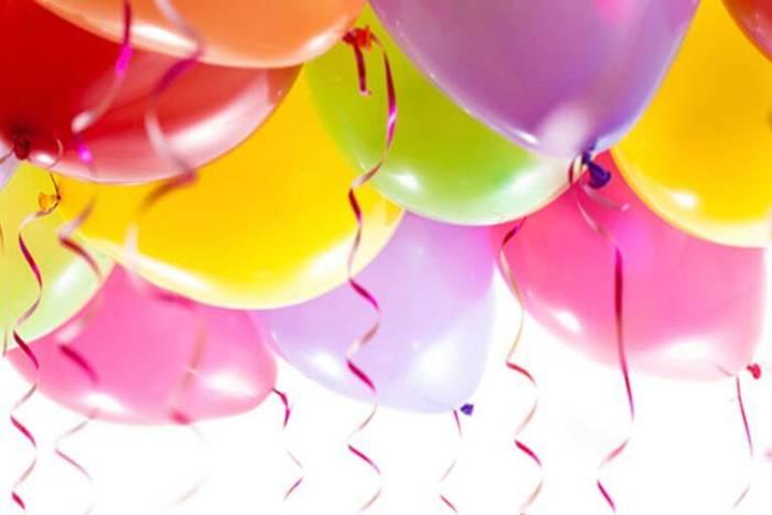 hiasan dinding ulang tahun balon anak