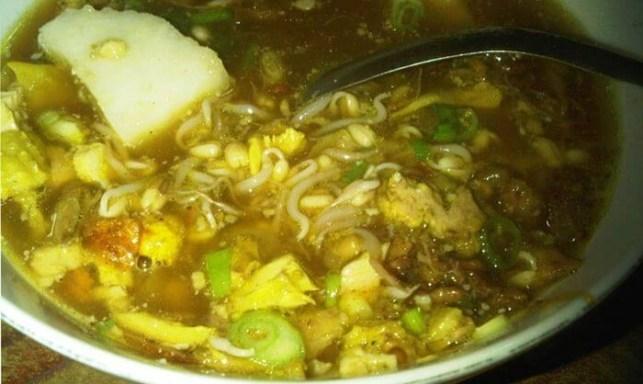 kuliner khas kebumen soto ayam petanahan