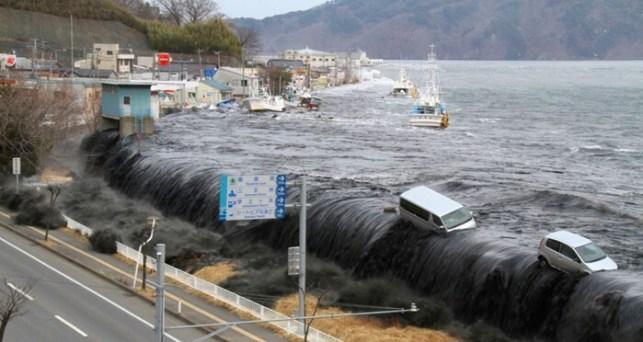 teks eksplanasi tentang bencana alam