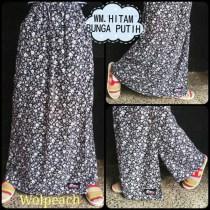 rok celana wolfish motif 1