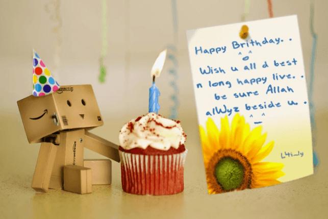 hadiah ulang tahun boneka danbo