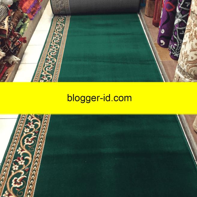 Karpet Masjid Polos H1