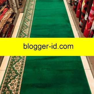 Karpet Masjid Polos H2