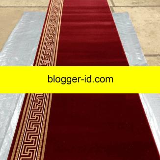 Karpet Masjid Polos M2