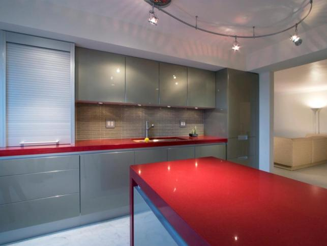 Accent Lighting to Layer the Kitchen - hgtvhomecom
