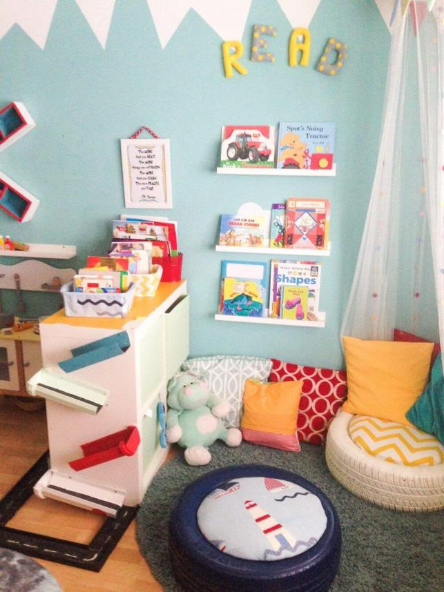 Playroom Ideas IKEA - pinterestcom