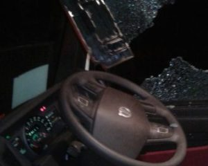 South African truck drivers dodge AK47 bullets in Kasumbalesa robbery