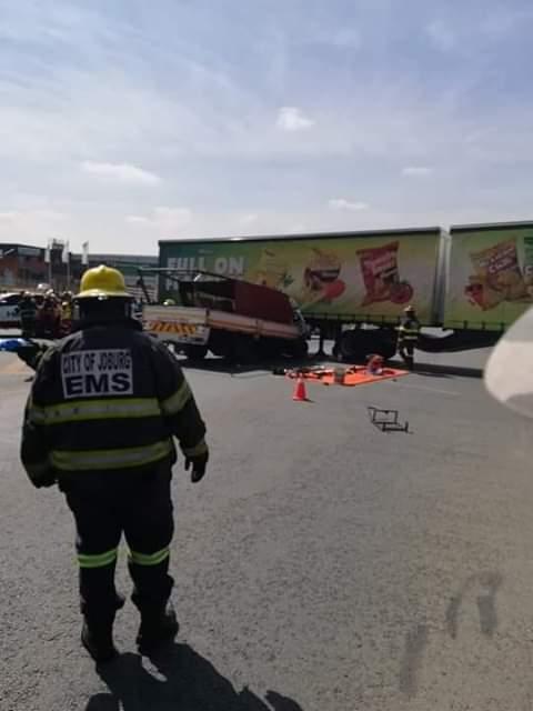 Three dead in Malibongwe two truck crash