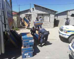 50 TVs stolen from hijacked truck recovered