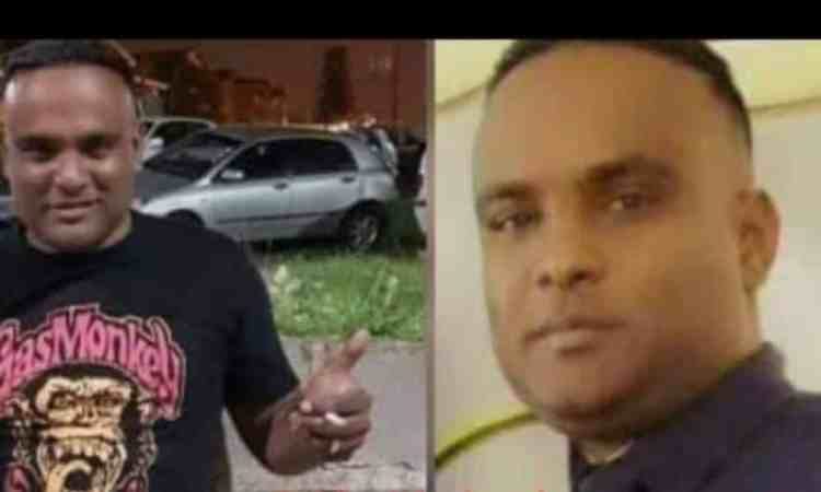 Grindrod employee Malcolm Govindsamy shot and killed