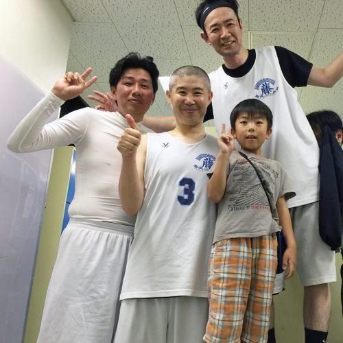 バスケットボール愛知マスターズ