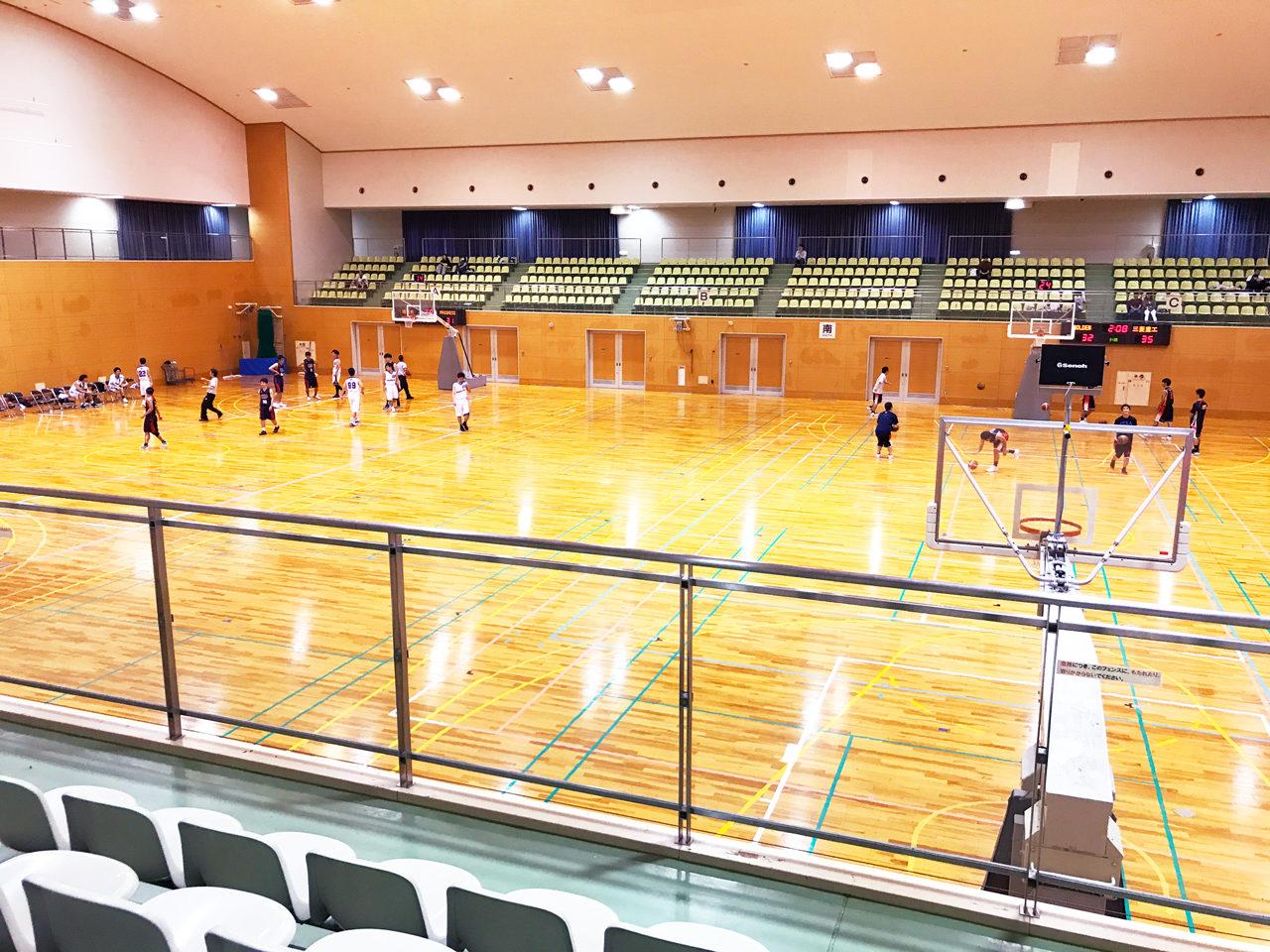 愛知県社会人バスケットボールリーグ戦|対BEAT