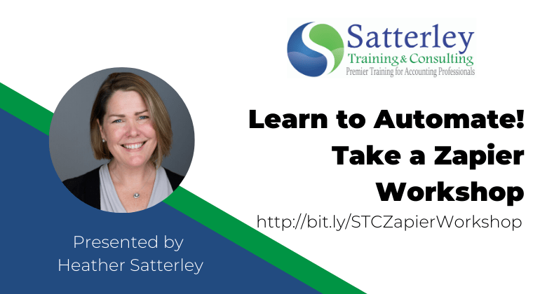 Zapier Workshops by Satterley