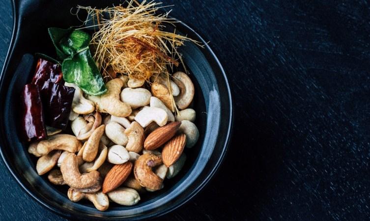 Vegane Snacks für Zwischendurch, Unterwegs