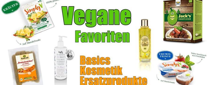 Vegane Ersatzprodukte Test