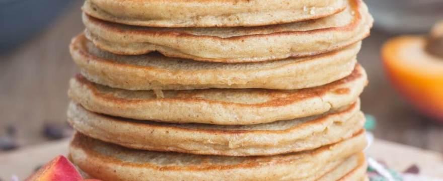 Vegane Protein Pancakes mit Aprikosen2 Minuten Lesezeit