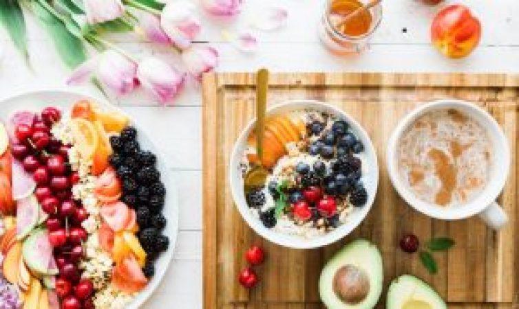 Vollwertiges Frühstück