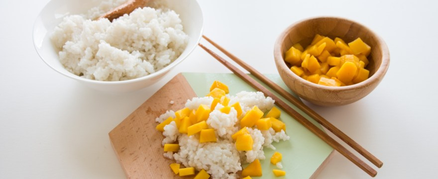 Mango Sticky Rice – Rezept