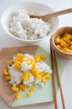 Mango Sticky Rice Rezept deutsch