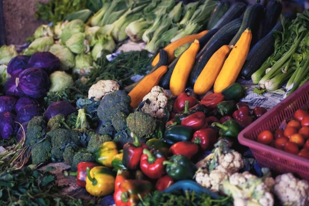 Grundlage und Regeln der peganen Ernährung