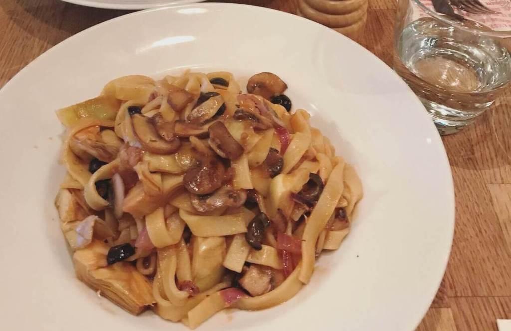 Gianoli Gießen italienisch essen