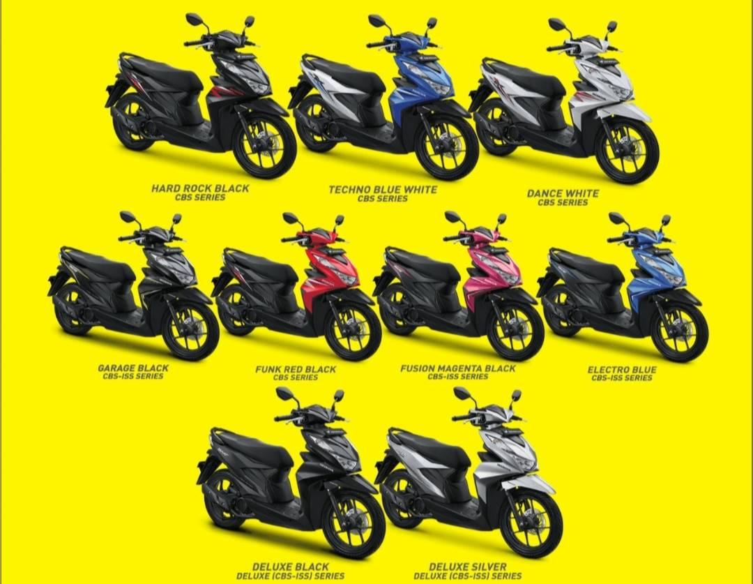 Harga Honda Beat 2020 Di Karesidenan Solo Semarang Pekalongan Dan Pati Satuaspal Com