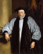 portrait of William Laud