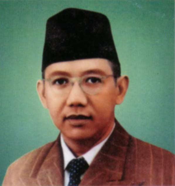 KH. A. Wahid Hasyim Sosok kyai muda