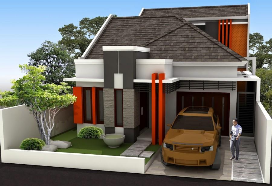 Rumah Cantik 6 Konsep Desain Rumah Bergaya Modern Elegan