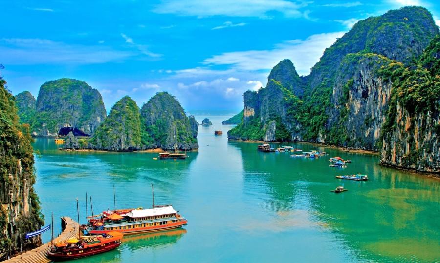 Inilah 12 Pemandangan Alam Terindah di Dunia