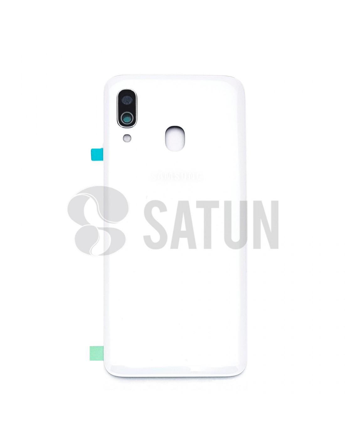Tapa de batería Samsung Galaxy A40 blanco