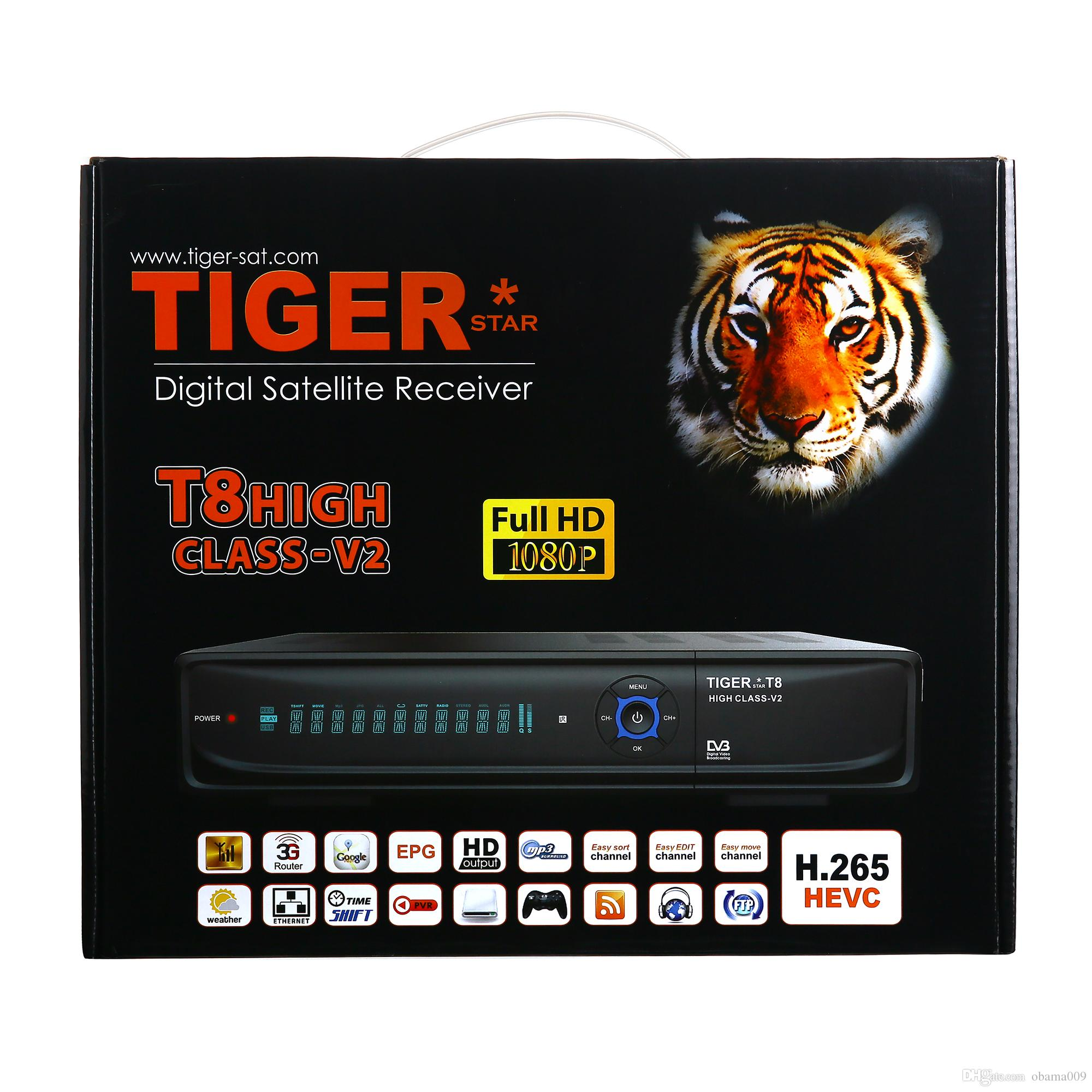 tiger t8 high class & tiger t8 ultra beoutq update 13/12