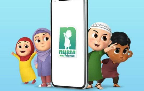 Aplikasi Fun-Edutainment Nussa and Friends Berkualitas internasional Sarat Sentuhan Khas Lokal Masyarakat Indonesia