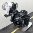 Canon EOS M50 Mark II,Kamera Mirrorless yang Praktis untuk Hasilkan Foto dan Video Berkualitas