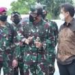 Panglima TNI Sidak Isolasi Terpusat OTG Nagrak dan 4 Posko PPKM Mikro