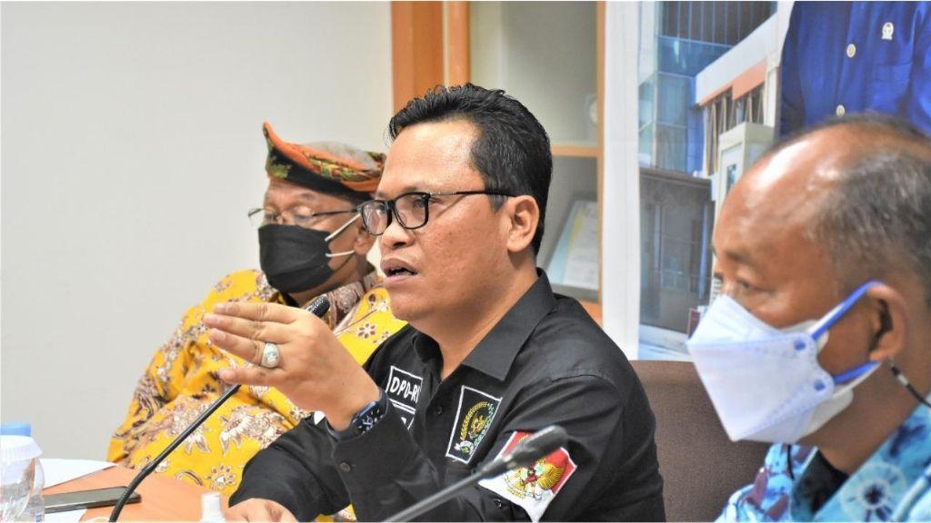 Hasan Basri Kunker Penanganan Covid-19 ke Bandara Juwata Tarakan