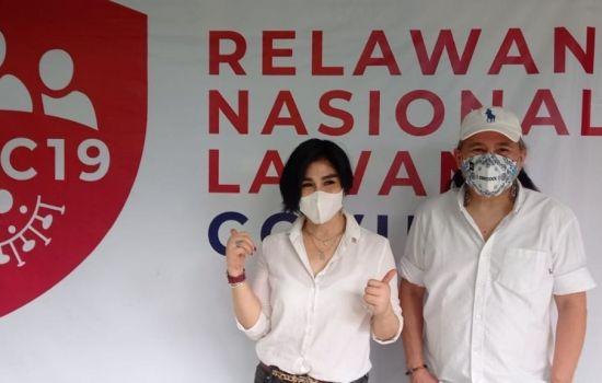RNLC Siap Bantu Anak Bangsa Se-Dunia Tangani Pandemi Covid